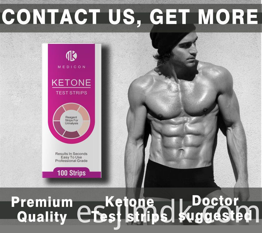 Ketone Test Strip